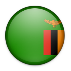 Flag of the Republic of Zambia